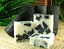Bamboo Charcoal Milky Soap