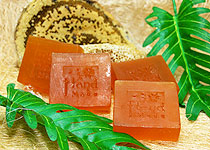 Honey Transparent Soap