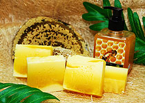 Ginger & Honey Soap