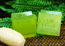 Lemongrass Transparent Soap